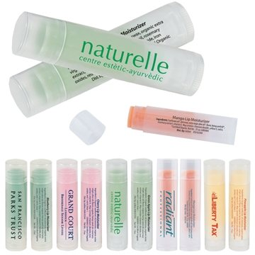 All Natural Fruity Lip Moisturizer