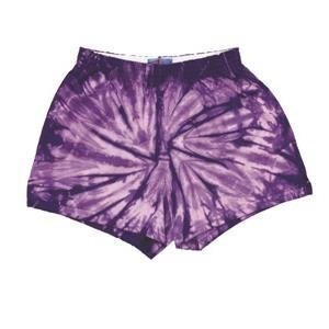 Youth  Spider Tie Dye Soffe Shorts