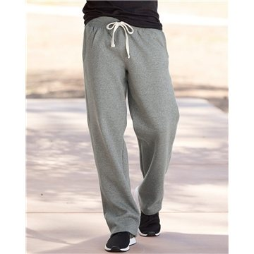 Weatherproof Cross Weave® Open Bottom Sweatpant