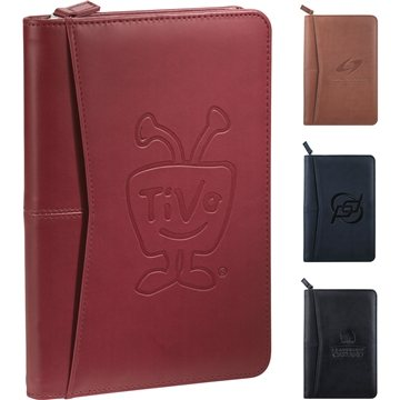 Pedova Jr. Zippered Padfolio