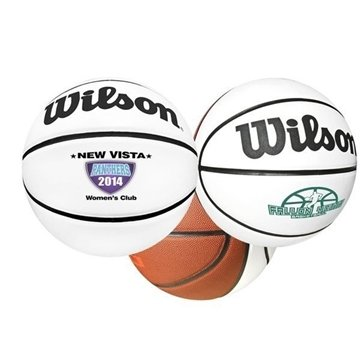 Full Size Wilson® Signature Basketball