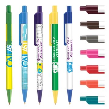Colorama Full Color Click Pen