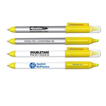 Double Up Double Ended Highlighter / Pen