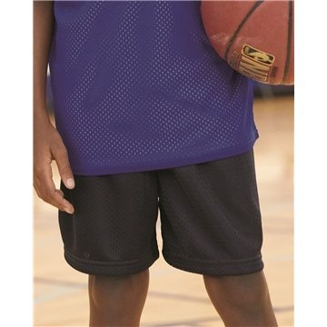 Badger Youth Pro Mesh Shorts