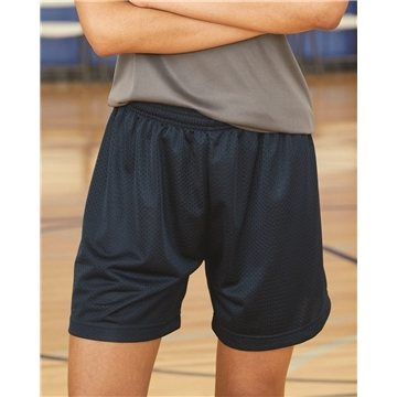 Badger Ladies' 5'' Inseam Pro Mesh Shorts