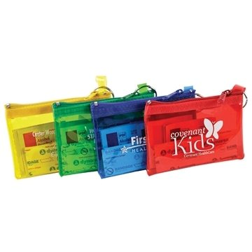 8 Pieces Rainbow First Aid Kit