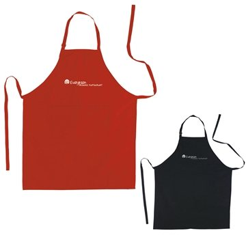 100% Cotton Adjustable Apron With Pocket