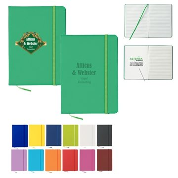 80 Page Lined Journal Notebook
