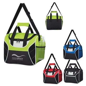 Mesh Accent Cooler Bag