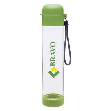 Custom H2go Hybrid Sports Bottle - 25 oz