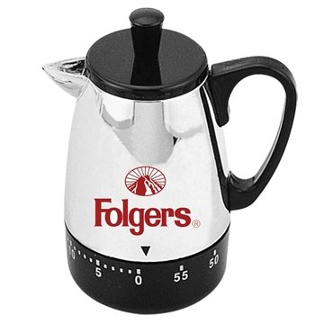 Percolator Coffee Maker With Timer : 60 Minute Kitchen Timer Coffee Pot - Promotional Kitchen Utensils