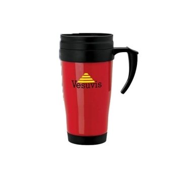 16 oz Double Wall PP Mug