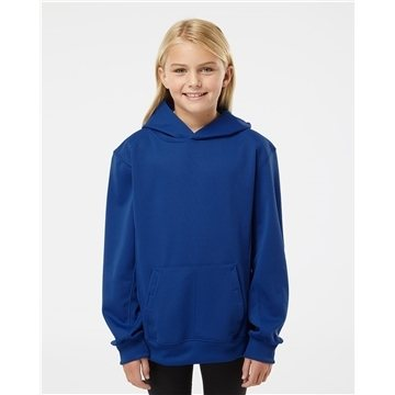 Badger - BT5 Youth Fleece Pullover Hood
