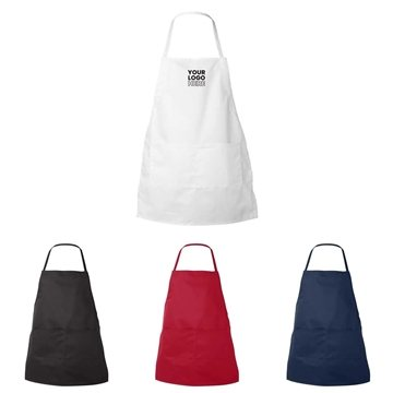 Liberty Bags Adjustable Neck Loop Apron