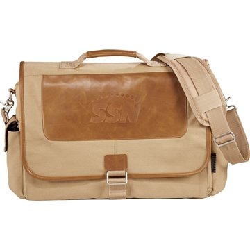 Field & Co.® Cambridge 15'' Computer Messenger Bag