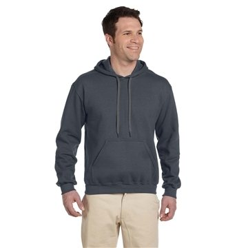 Gildan® Premium Cotton® Adult 9 oz Ringspun Hooded Sweatshirt