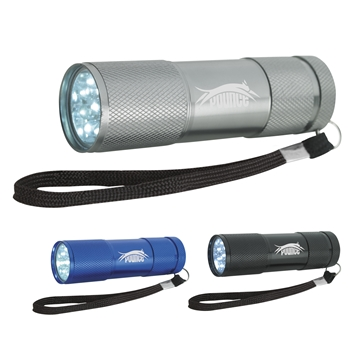 Aluminum Flashlight