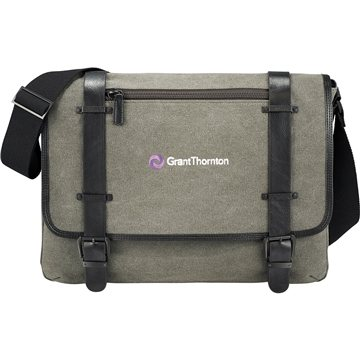 Kenneth Cole® Canvas 17'' Computer Messenger