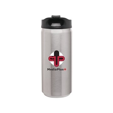 12 oz SS Can - Stainless