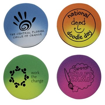 Mood Die Cut Eraser - Circle
