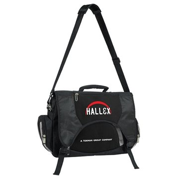 Deluxe 15.4'' Laptop Briefase/Backpack