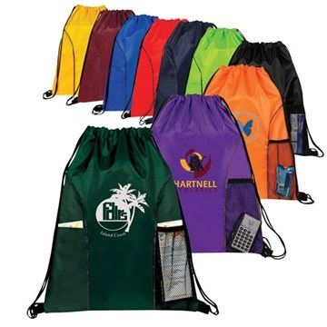 Sports Drawstring Backpack
