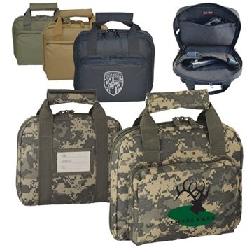 Dual Compartment Gun Bag