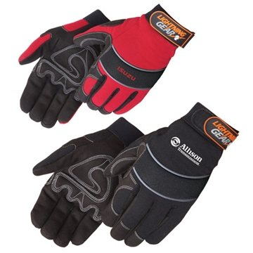 Premium Simulated Leather Reinforced Palm Mechanic Gloves