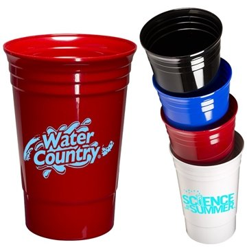 Single-Wall Everlasting 20 oz Party Cup