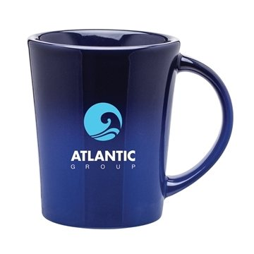 14 oz Emma Ombre Mug - Wave