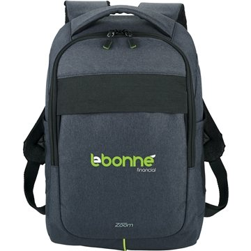 Zoom® Power Stretch 15.6'' Computer Backpack
