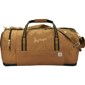 Carhartt® Signature 30'' Work Duffel Bag
