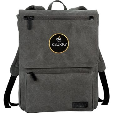 Kenneth Cole® Canvas 15'' Computer Backpack