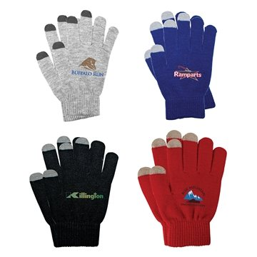 Touch Screen Gloves,Full Color Digital