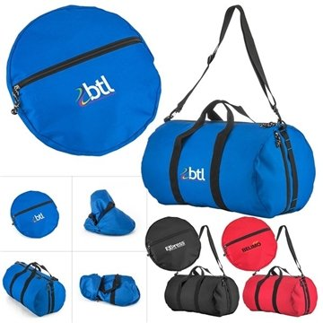 Hide-A-Way Collpasible Duffel