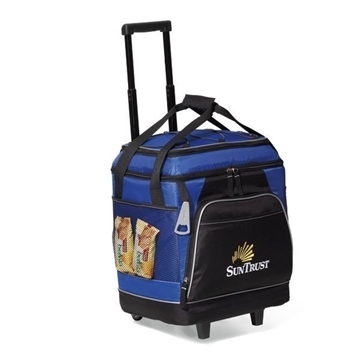 Islander Wheeled Cooler - Royal Blue