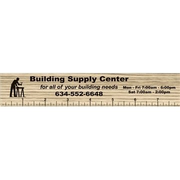 1 1⁄2'' x 8'' Rectangle Magnetic Rulers