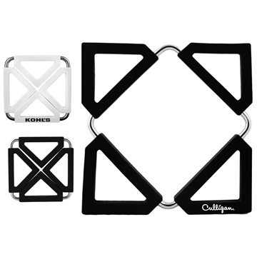 Silicone Trivet With Metal Frame