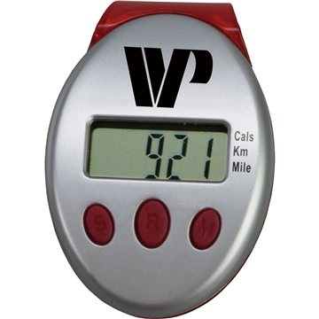 LCD CLip On Pedometer