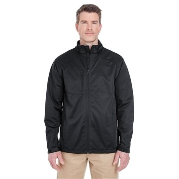 UltraClub® Solid Soft Shell Jacket
