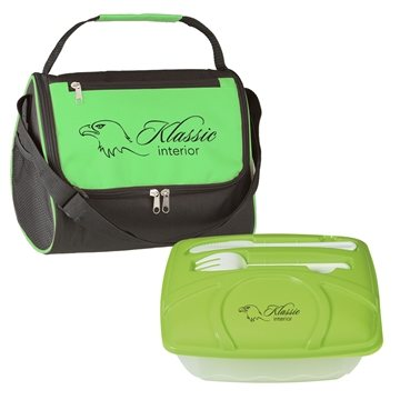 Big Bite Lunch Kit with Lunch Bag and Container