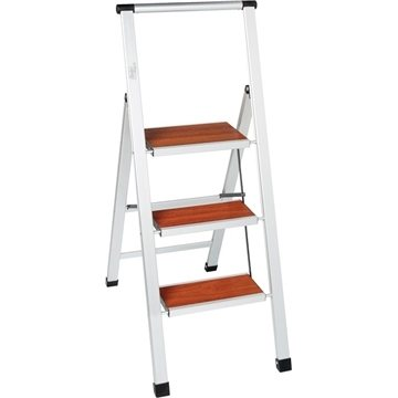 Lightweight Deco 3 Step Ladder