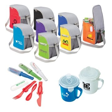 Moss Point 3 Piece Lunch Cooler Kit