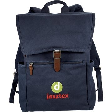 Alternative® Mid 15'' Cotton Computer Backpack