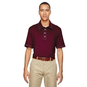 adidas Golf puremotion® Piped Polo