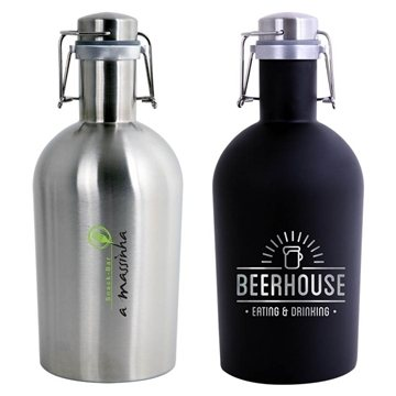 64 oz. Beer Growler