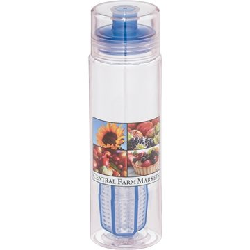 Trinity BPA Free Infuser & Shaker Bottle 25 oz