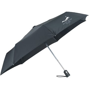 44'' totes SunGuard Auto Open/Close Umbrella
