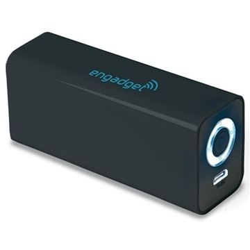 Brookstone® Sonic Power Bank - 2600 mAh