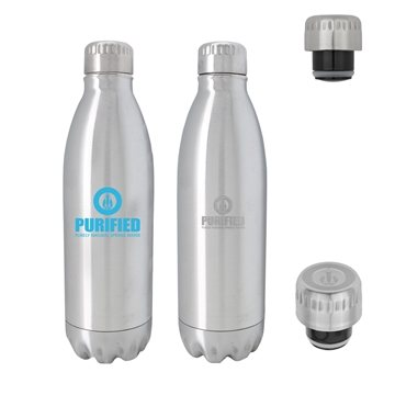 26 oz Stainless Steel Vacuum Bottle